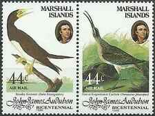 Timbres Oiseaux Marshall PA1/2 ** lot 11868