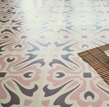Havana Dawn Vinyl Floor Tiles Flooring Retro Vintage Cuban Style