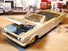 1967 Plymouth Gtx Convertible 426 Limited Edition Muscle Car 1/64 Jl