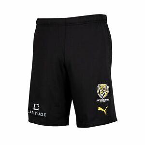2021 Richmond Tigers Mens Training Shorts