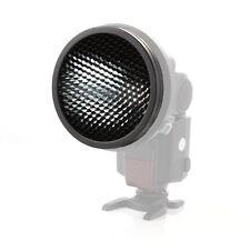 Speedlite Honeycomb Grid Spot Filter for K9 CA-SGU Mount Flash Speedlite Adapter