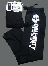 Mens CALL OF DUTY Ghosts SKULL SOFT LOUNGE Pants PANT SWEATPANTS pjs- L 36 - 38