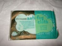 A Vintage Unopened Sealed 1970's Retro Packeted Stanholme Anti Fog Cloth