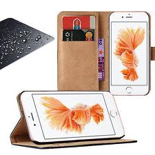 Book Case Panzerfolie Handytasche für Apple iPhone Handy Hülle Schutzhülle Etui