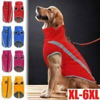Manteau Pour Chien Gilet D'hiver Imperméable Veste Chaude Medium Large Dog