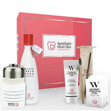 Spotlight Oral Care Teeth Whitening Gift Set / Worldwide Shipping