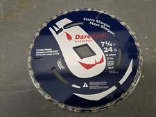 "3 Pack of 7 1/4"" Bosch Daredevil Circular Saw Blades"
