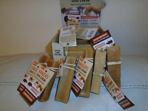 7 X Medium original genuine Yakers dog chews CHEAPEST ON EBAY