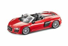 Audi R8 Spyder Coche Modelo 1:87 MODELO 2016 dynamitrot - Rojo 5011618521