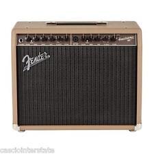 Fender Acoustasonic Acoustic Guitar Amplifier 2313800000 Demo