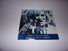 Pet Shop Boys & Dusty Springfield: What Have I Done To Deserve This / 45 W/PS