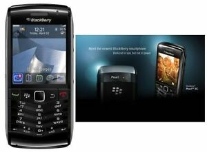 BlackBerry Pearl 9105 Mobile Phone 3G GSM WiFi 3.2MP Smartphone Quadband
