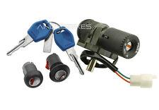 Encendido Interruptor Asiento Lock Set Kit Aprilia Habana Custom Retro Mojito 50 125 150
