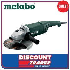 "Metabo 2000 Watt 230mm 9"" Angle Grinder W 2000 - 606420190"