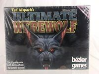 Ted Alspachs Ultimate Werewolf Ultimate Edition 2013 SEALED Ultimate Edition
