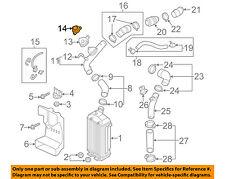 HYUNDAI OEM 13-16 Veloster 1.6L Turbo Turbocharger Intercooler-Valve 282342G420