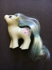 RARE Greece Greek My Little Pony G1 Greek Baby Elsi Blue Belle by El Greco