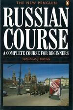 Russian Course : A Complete Course for Beginners by Nicholas Brown and...