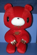 "Chax-GP Chack SL Gloomy Bear Red Valentine Ver. Plush Doll 12"" CGP083 Chocolate"