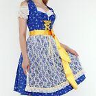 055.. Dirndl Oktoberfest German Austrian Dress - Sizes: 6.8.10.12.14.16.18.20.22