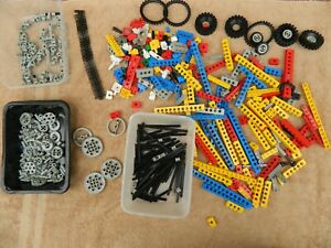 Lego Technic - Mixed Pieces – Approx 500g – Vintage Assorted Bundle - Job Lot