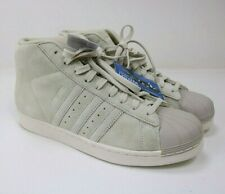 Adidas Originals Pro Model Beige Brown Shell Toe Men's 8 Shoe Sneakers BZ0213