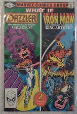 Marvel What Dazzler and Iron man # 33 1982 ( CB # 68 )