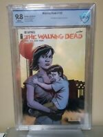 The Walking Dead #132 CBCS 9.8 Graded First Print 1st Alpha Appearance (not CGC)