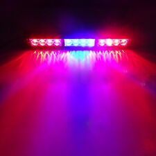 12V 12 LED Auto Roof Magnetic Emergency Car Warning Light Flash Strobe Lamp