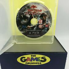 DEAD ISLAND GAME OF THE YEAR EDITION PlayStation 3 PS3 Disc Only!