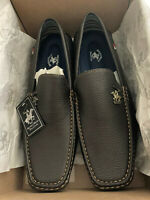 (NEW) BEVERLY HILLS POLO CLUB MENS DRIVING MOCCASINS SLIP ON LOAFERS SHOES 13 M