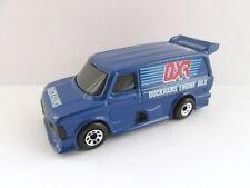 Matchbox Superfast 72h Ford Transit Supervan II - Blue 'DUCKHAMS QXR'