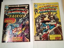 Capitaine America Et Le Faucon # 80/81, 82/83 Edition Heritage