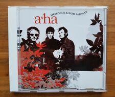 a-ha UK ★ ANALOGUE ★ 4-Track ALBUM PROMO SAMPLER CD 2005 Cosy Prisons AHA