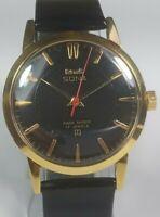 Vintage Hmt Sona 17J Hand Winding Movement Mens Analog Wrist Watch C134
