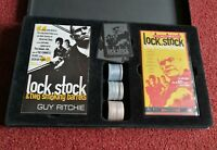 Lock Stock and Two Smoking Barrels Collectors Gift Edition Pack Script VHS Poker