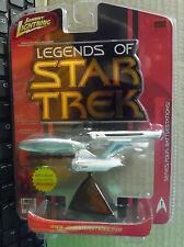 STAR TREK U.S.S ENTERPRISE NCC-1701-A SERIES FOUR #1 JOHNNY LIGHTNING 2007