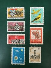 South Viet-Nam 1961 -1966 Small Collection. Used