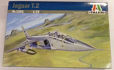 Italeri 1/72 Sepecat Jaguar T-2 Model Kit # 1251