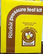 Ritchie Yellow Jacket 78055 Gas Pressure Kit 0 To 10 Water Column Natural Or Lp