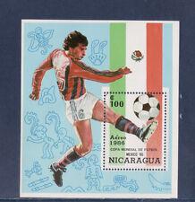 Nicaragua   bloc   football   1986