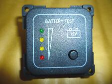 CBE ELECTRICAL LEISURE BATTERY TESTER SELFBUILD MOTORHOME CARAVAN CAMPER BOAT