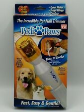 Pedi Paws pet nail trimmed Used