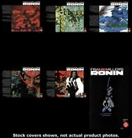 Ronin 1 2 3 4 5 6 DC 1983 Complete Set Run Lot 1-6 VF/NM