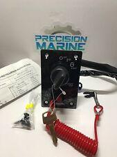 Suzuki Outboard Single Ignition Key Switch Panel 37100-96J24