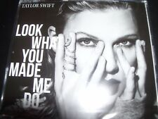 Taylor Swift Look What You Made Me Do EU CD Single – New
