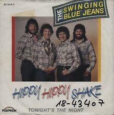 "SWINGING BLUE JEANS: Hippy Hippy Shake (´87 / rare German reissue 7"")"