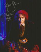 Paul McGann Dr Who autographed hand signed photo UACC & AFTAL Dealer