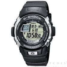 Casio G-shock, G-7700-1ER, 100 vueltas, contador de tiempo, luz de fondo, Hora mundial, Alarma, Calendario