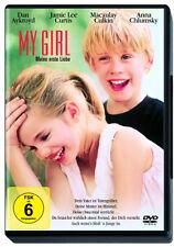 DVD * MY GIRL - MEINE ERSTE LIEBE - Dan Aykroyd , Macaulay Culkin # NEU OVP